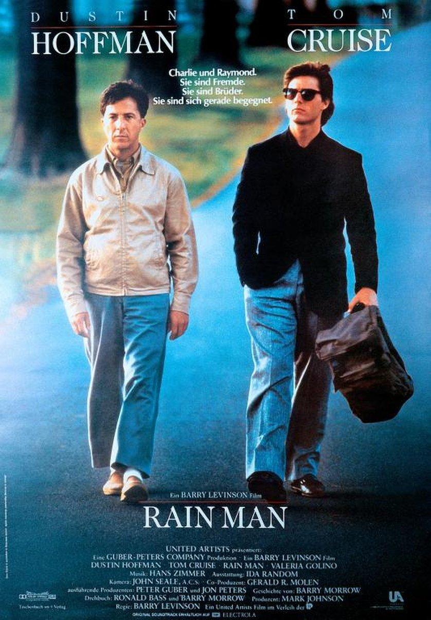 Rain Man 1988 Drive Your Movie In English