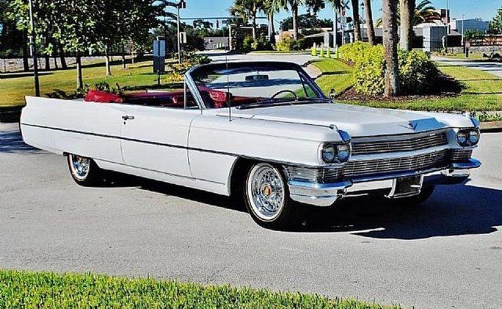 Cadillac DeVille Convertible Image