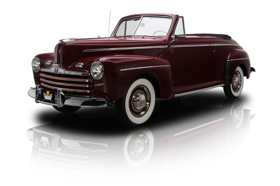 Ford Super Delux Convertible Image