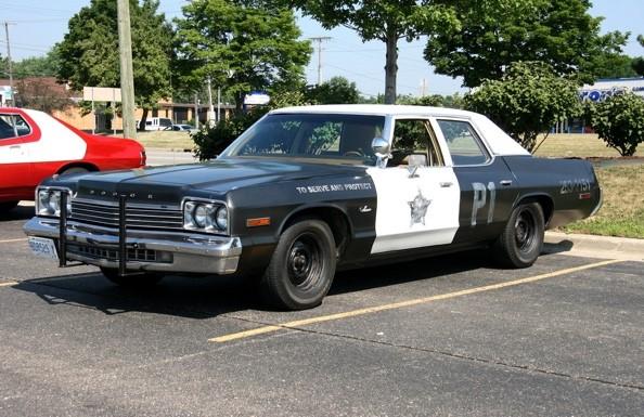 Dodge Monaco police car Image