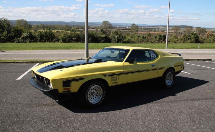 1973 Ford Mustang Mach1 Image